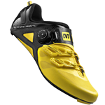 Shoes Mavic Cosmic Ultimate Yellow Mavic /  Black
